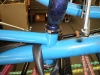 Repair flared head tube